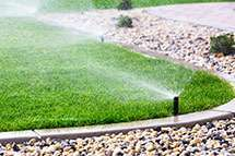 Lawn Sprinkler Installation Twin Cities