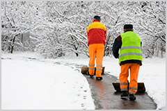 Twin Cities Commercial Snow Removal