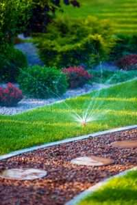 Lawn Sprinkler Systems Minneapolis