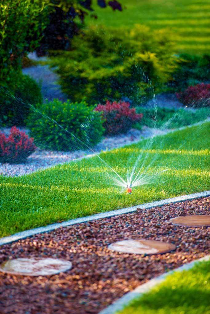 sprinkler systems st paul